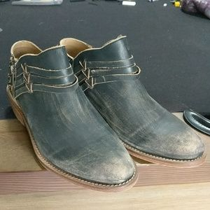 Musse and Cloud ankle boots